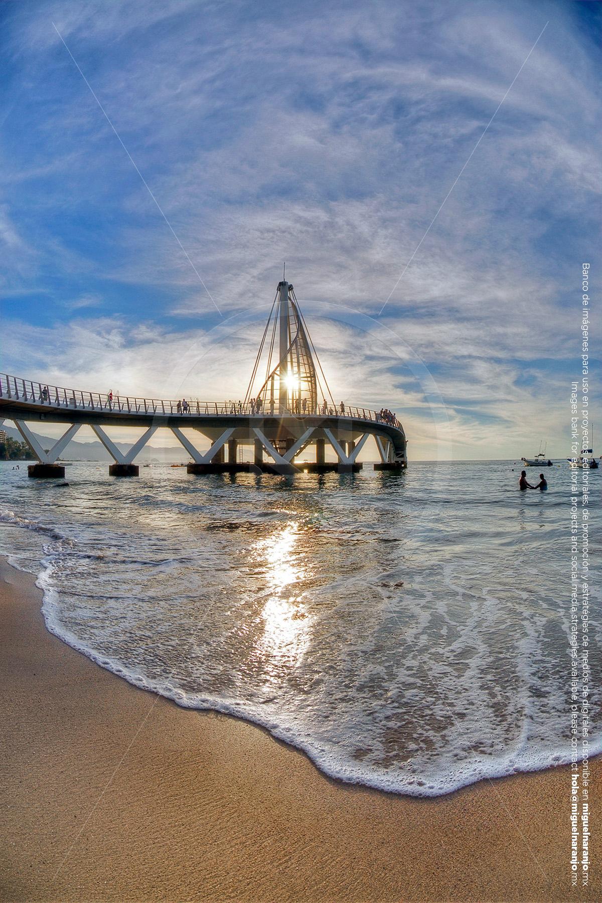 Nuevo Muelle Playa Los Muerto, Puerto Vallarta