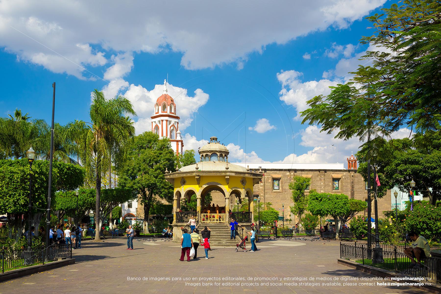 Plaza Tlaquepaque, Jalisco