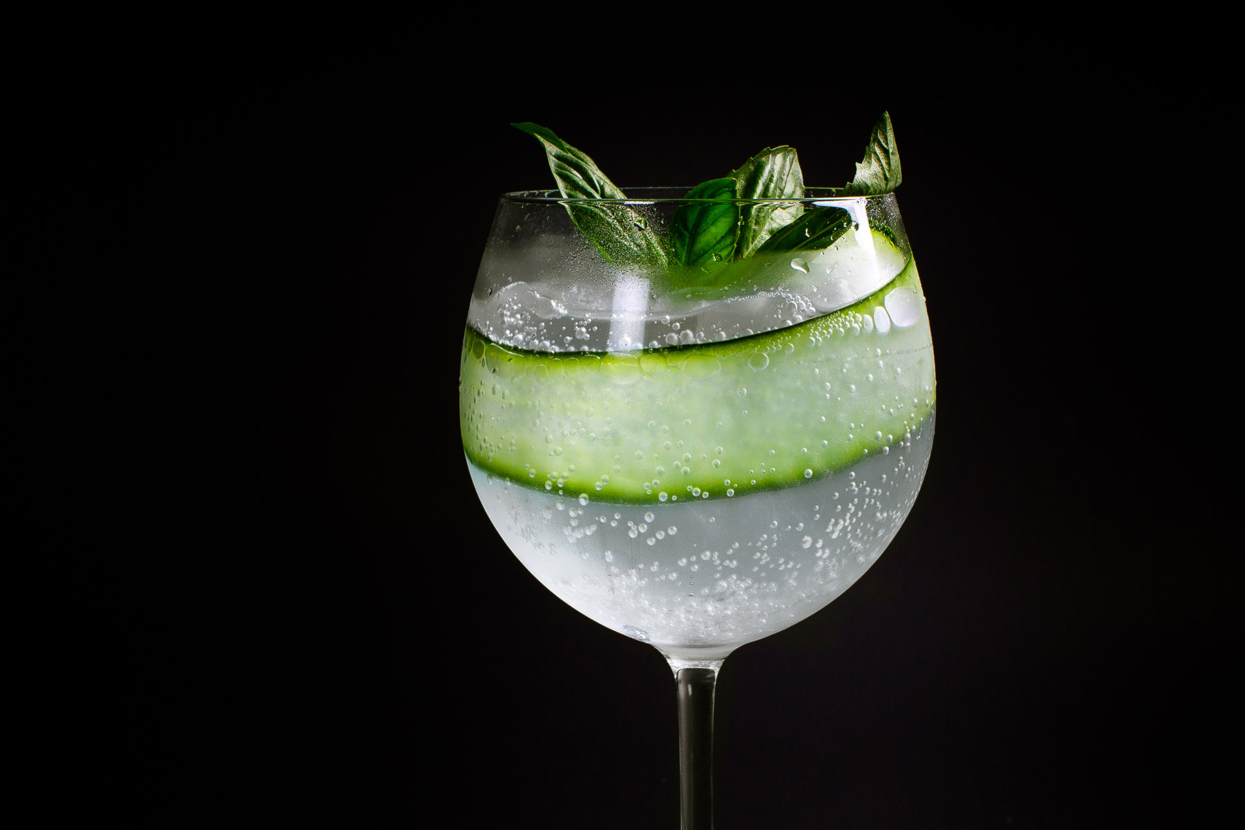 Tom collins gin