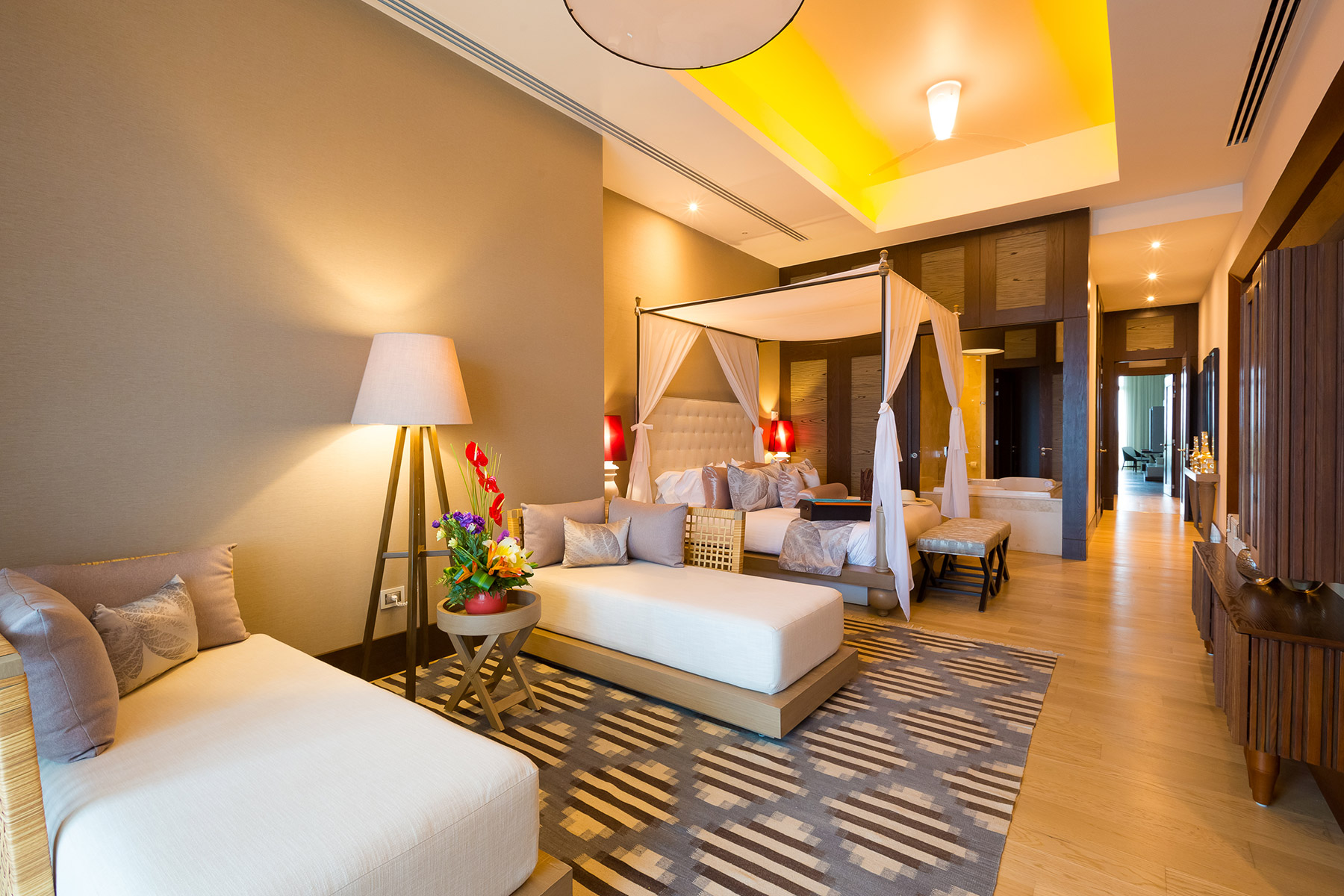 Habitación de Hotel Grand Luxxe torre V, Riviera Nayarit