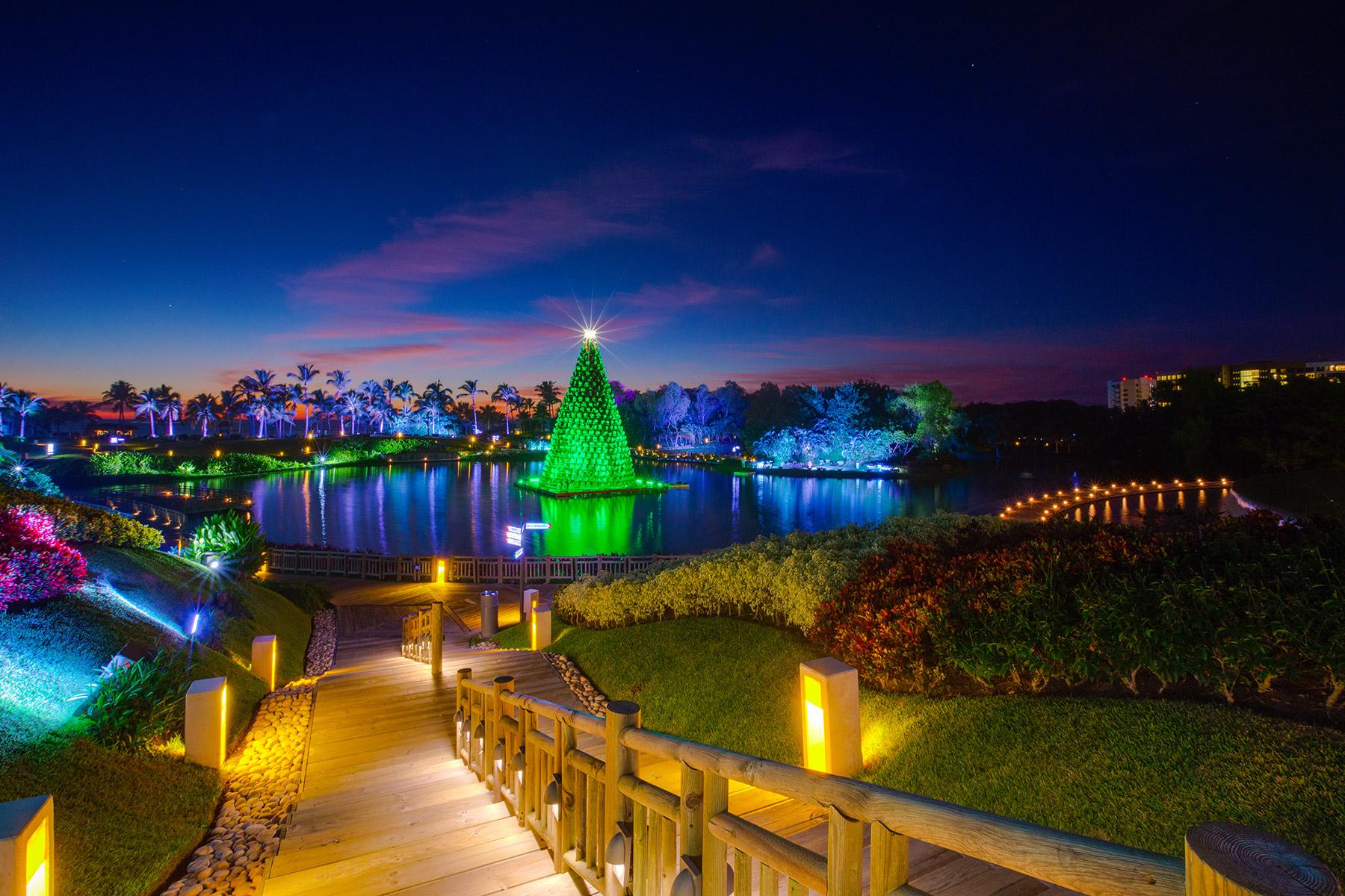 Navidad 2016 en Vidanta Resort Nuevo Vallarta
