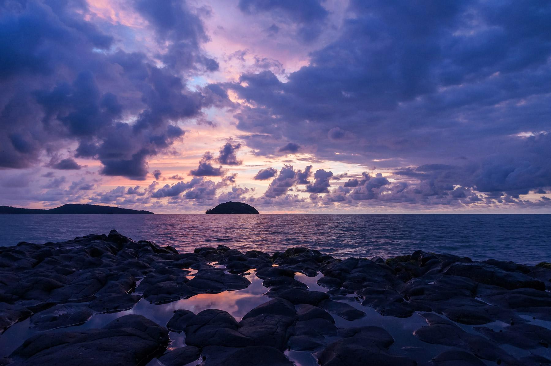 Isla El Coral, La Peñita de Jaltemba