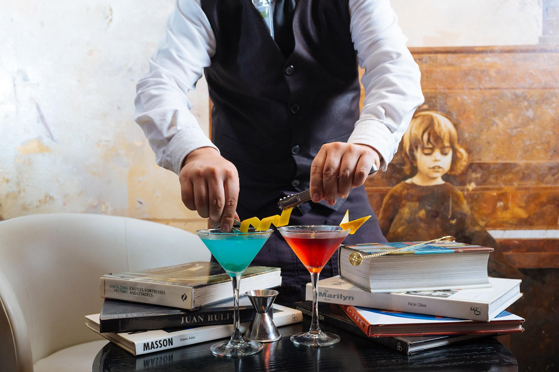 Martinis con Mixólogo Travieso
