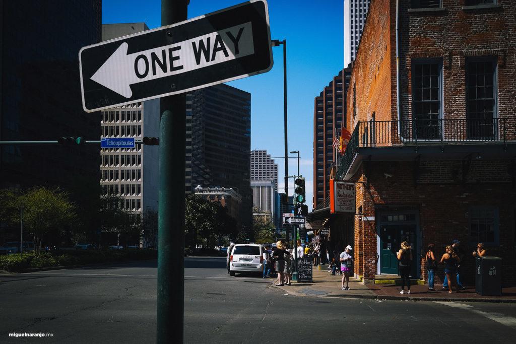 Tchoupitoulas St, New Orleans