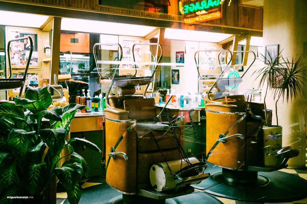 Barber Shop at New Orleans