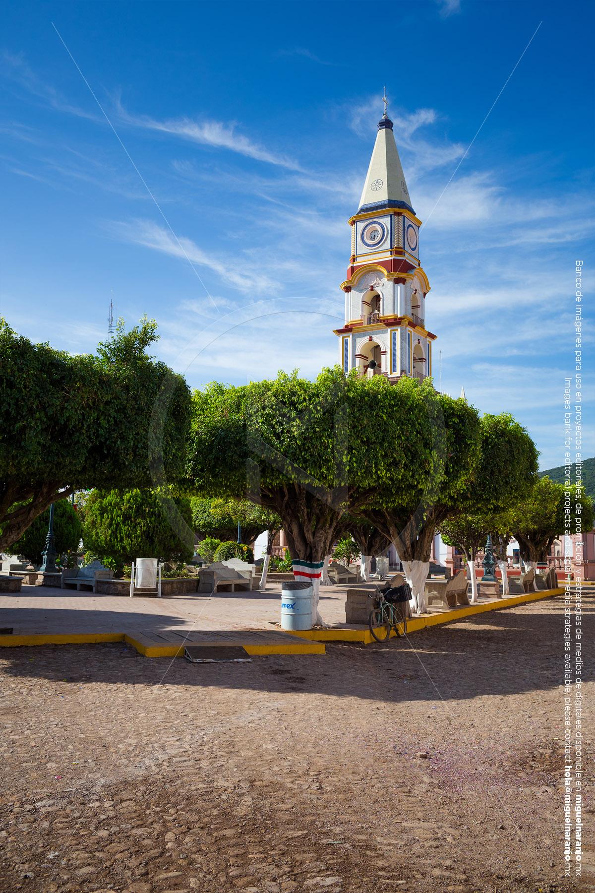 Plaza de Mascota, Jalisco