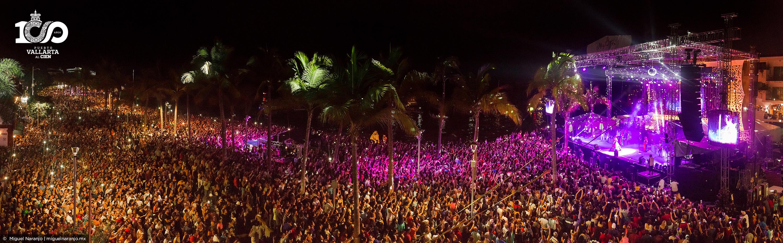 Cierre Mayo Fest Puerto Vallarta